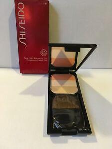 Shiseido Face Color Enhancing Trio OR1 Peach NEW&BOXED