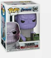 funko pop vinyl Thanos 592 Marvel Avengers  Exclusive Limited Edition RARE ⭐⭐⭐⭐⭐