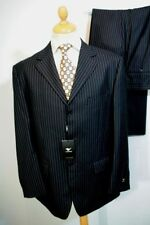 Wool Blend Regular Double 34L Suits & Tailoring for Men
