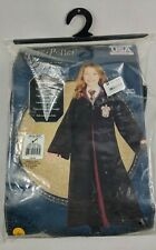 Rubie's Harry Potter Gryffindor Costume Robe, Black, Size Small/Petit