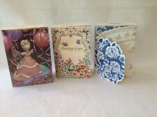 Marie Osmond Greeting Card Dolls, Lot of 3,