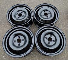 4 x NEU Stahlfelgen für Hyundai i10  5,5Jx14H2  4x100 ET47   Regal:A-11164