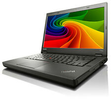 Lenovo ThinkPad T440p Intel i5 4300M 4GB 128GB SSD 1600x900 BT DVD Win10 Ware A-