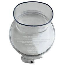Waring 025412 FP25C Food Processor Batch Bowl Lid Clear Genuine
