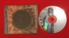 CHAPMAN DEL TRACY NEW BEGINNING ELEKTRA BUONE CONDIZIONI CD