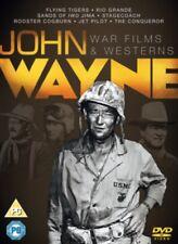JOHN WAYNE - War y Westerns Colección (7 Películas) DVD Nuevo DVD (8306542)