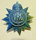 WW11 Victoria Rifles of Canada Cap Badge