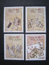China - Macau  MiNr. 624-627 postfrisch** (N 311)
