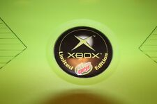 Xbox Classic Mountain Dew Edition Ultra Rare Working Good Only Console 80 gb