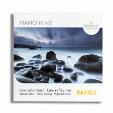 Nisi 100x100mm Nano IR ND1000 (3.0) 10 Stop Neutral Density Filter *OPEN BOX*