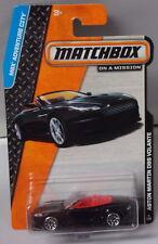 KKar Matchbox -  2014 BP 1-120 - MB004 Aston Martin DBS Volante - Black