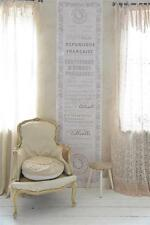 Jeanne d´Arc Living Poster Banner Text  French  60x240 cm Shabby Vintage