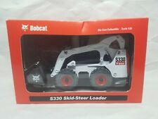 Bobcat S330 Compact Skid Loader - Wan Ho 6988820 - Diecast 1:25 Scale Model NIB