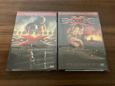 Xxx (2002) Xxx State of the Union (2005) Dvd Factory Sealed Vin Diesel Ice Cube