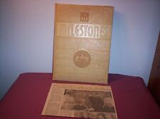 1939 Milestones Ward-Belmont School, Nashville, TN Yearbook