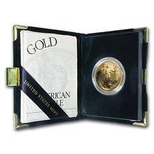 2003-W 1 oz Proof Gold American Eagle (w/Box & COA) - SKU #12206