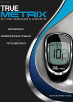 True Metrix Blood Glucose Monitoring KIT By Nipro