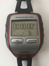 Garmin Forerunner 305 GPS Receiver With Heart Rate Monitor GPS Enabled Trainer