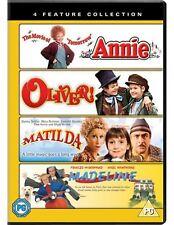 Annie/Oliver/Matilda/Madeline (Box Set) [DVD]