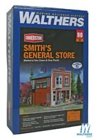 Walthers 933-3653 Smith's General Store Kit HO Scale Train