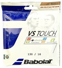 Babolat VS Touch Natural Gut 1/2 Set 16 String (Free Express Shipping)