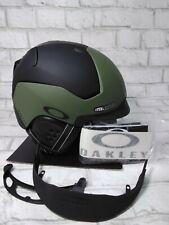 Oakley Mod5 Snow Helmet, Dark Brush Adult Medium All Sales Final