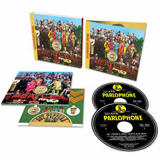 Beatles Sgt. Pepper's Lonely Hearts Club Band 2CD ANNIVERSARY Edition NEW SEALED