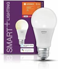 Ledvance 8.5W Smart + Home E27 ES ZigBee Light Bulb, Dimmable 2700K