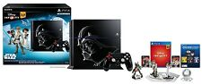 PLAYSTATION 4 500GB Console - Disney Infinity 3.0 : Star Wars Vader Paquet [PS4]