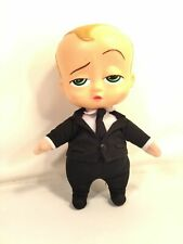 The Boss Baby DreamWorks Talking Vinyl Head Large Doll Rare Collectible
