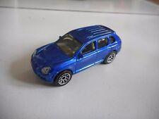 Matchbox Porsche Cayenne Turbo in Blue