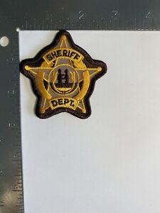 KENTUCKY SHERIFF DEPARTMENT PATCH