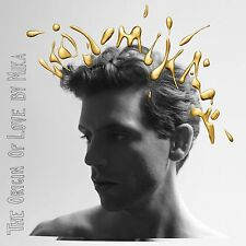 MIKA THE ORIGIN OF LOVE DELUXE UK EDITION  2 CD BONUS TRACKS