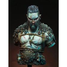 "1/12 BUST ""Barbarian"" Resin Figure Model Kit Unassambled Unpainted"