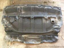 09-18 NISSAN 370Z FRONT ENGINE COVER SPLASH SHIELD UNDER TRAY TRIM OEM *DAMAGE