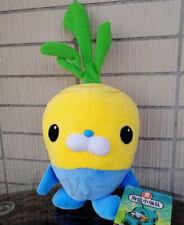 Octonauts Cartoon Vegimal Tunip Stuffed Animal 12 Rescue Missions Plush soft toy