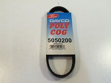 Dayco Poly Cog 5050200 Serpentine Belt 5PK0510 Gates K050200