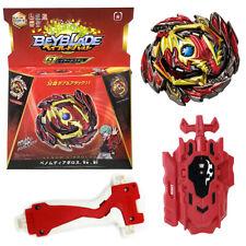Beyblade Burst GT B-145 Venom Diaboros. VN. bl hoja de arranque con LR Lanzador Grip