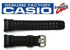 CASIO G-Shock Original G-9000-1VD Mudman Black Rubber Watch BAND Strap G-90001V
