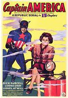 Captain America - 15 Chapter Serial - 2-DVD Set