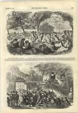 1857 Tahiti Upa Upa Dance Marriage Ceremony Embrun Normandy