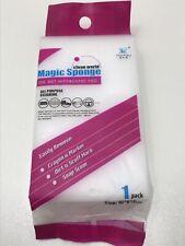 Clean World Magic Sponge The Wet, Wipe, And Erase Pad