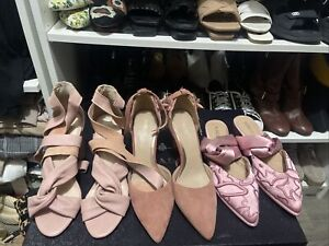 3 Pairs Of Shoes Siren Mimco