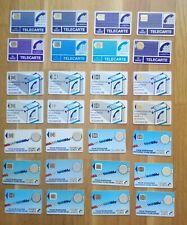 Lot + 1300 carte téléphonique collection