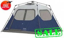 Coleman 6-Person Camping Tent Outdoor Person Instant Family Waterproof Hiking