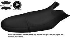 BLACK STITCHING CUSTOM FITS SEA DOO RX 00-06 AUTOMOTIVE VINYL SEAT COVER + STRAP