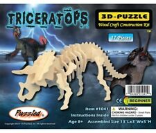Holzbausatz Triceratops - 3D Puzzle