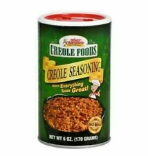 Tony Chachere's Creole Original Seasoning 6OZ Tastes Great on Everything