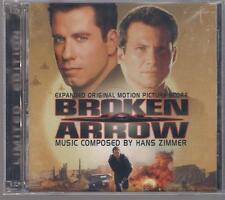 HANS ZIMMER BROKEN ARROW 2CD SCORE LALA LAND LIMIT NEW & SEALED