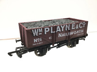 Dapol/Antics OO Gauge 7 Plank Wagon Wm Playne & Co, Nailsworth